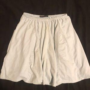 Flowy soft Saude skirt